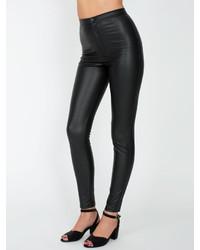 American Apparel Vegan Leather Pant