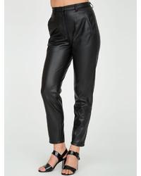 American Apparel Vegan Leather Tap Pant