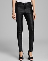 Burberry Brit Clipstone Leather Pants