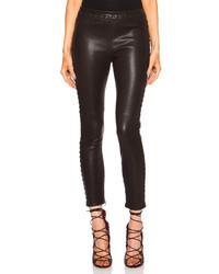 Isabel Marant Dayton Stretch Leather Pant