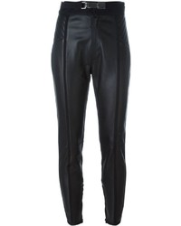 Dsquared2 Leather Trousers