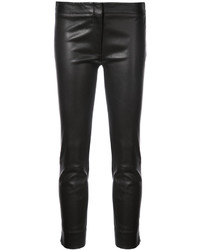 Leather drake crop trouser medium 6465289