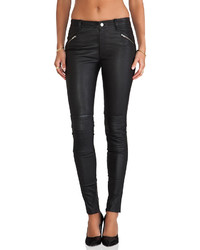 BLK DNM Leather Pant 1