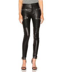 Amiri Lx1 Leather Skinny
