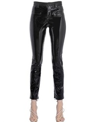 Haider Ackermann Patent Leather Pants