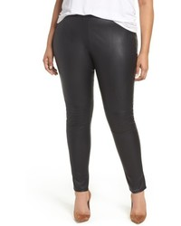 Plus size faux leather skinny pants medium 4953141