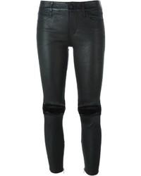 RtA Distressed Leather Pants