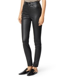 Habitual Salena High Rise Leather Pants
