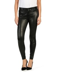 Paige Verdugo Ankle Skinny Leather Pants