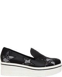 Stella McCartney 60mm Binx Faux Leather Slip On Sneakers