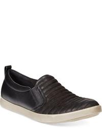 Ecco Aimee Elastic Slip On Sneakers