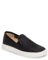 Vince Camuto Becker Perforated Slip On Sneaker