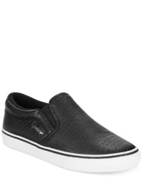 DKNY Beth Slip On Perf Sneakers