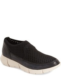 Calvin Klein Werner Perforated Slip On Sneaker