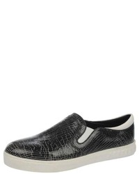 Circus Leather Slip On Sneaker