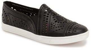 Earth Tangelo Slip On Sneaker