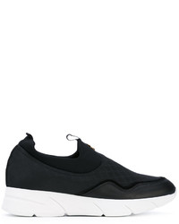 Blumarine Elasticated Slip On Sneakers