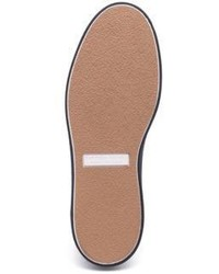 Bottega Veneta Intrecciato Leather Slip On Sneakers