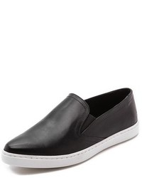 IRO Karda Pointy Toe Slip On Sneakers