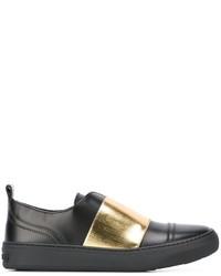 Jimmy Choo Boston Slip On Sneakers