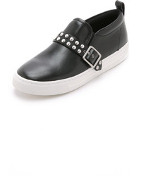 Marc by Marc Jacobs Kenmare Leather Low Slip On Sneakers