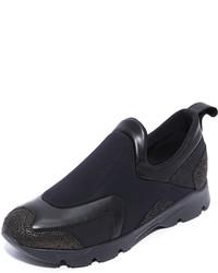 Maison Margiela Mm6 Slip On Sneakers