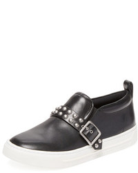 Marc by Marc Jacobs Kenmare Studded Leather Skate Slip On Sneaker