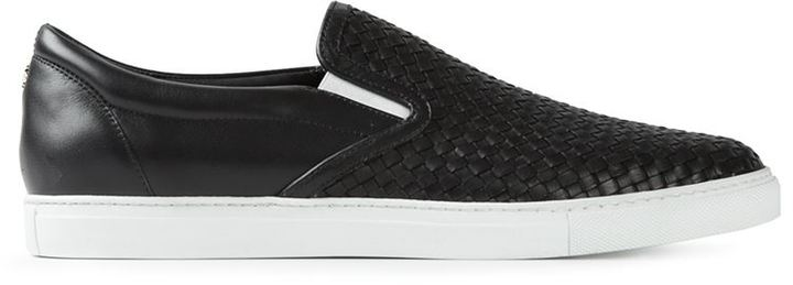 Dsquared2 slip-on sneakers with paypal cheap price with paypal low price cheap sale big discount fast delivery 4NkwUTzIc