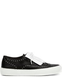 Robert Clergerie Tolka Slip On Sneakers