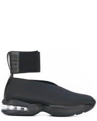 MSGM Ankle Strap Sneakers