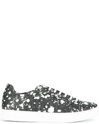 Christian Dior Dior Homme Logo Print Sneakers