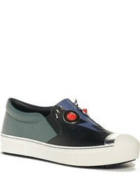 Fendi Faces Skate Sneaker