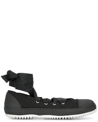 Marni Lace Up Ballerina Sneakers