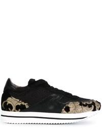 Twin-Set Textured Sneakers