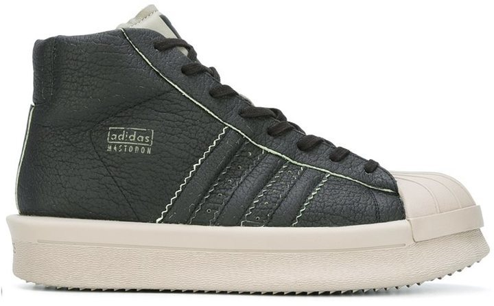 ... adidas X Rick Owens Mastodon Pro Sneakers