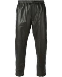Theory Elasticated Waistband Trousers