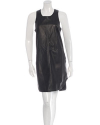 Rag & Bone Leather Tank Dress W Tags