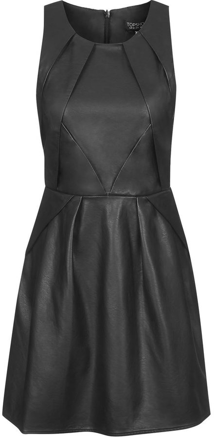 Topshop Black Dress Fashion Dresses