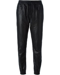 R 13 R13 Tapered Drawstring Trousers