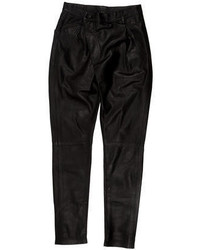 R 13 R13 Leather Crossover Pants W Tags