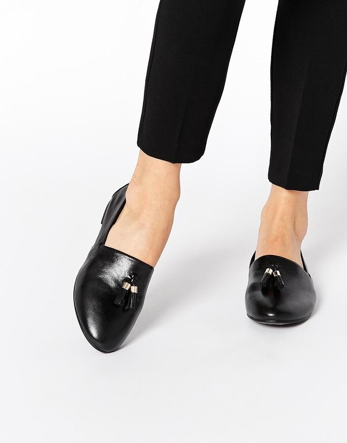 bb7e245c449 ... Leather Tassel Loafers Aldo Acoania Black Tassel Loafer Flat Shoes ...