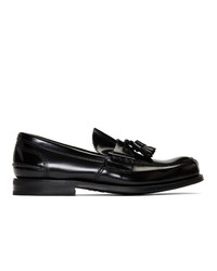 Churchs Black Tiverton R Bookbinder Loafers