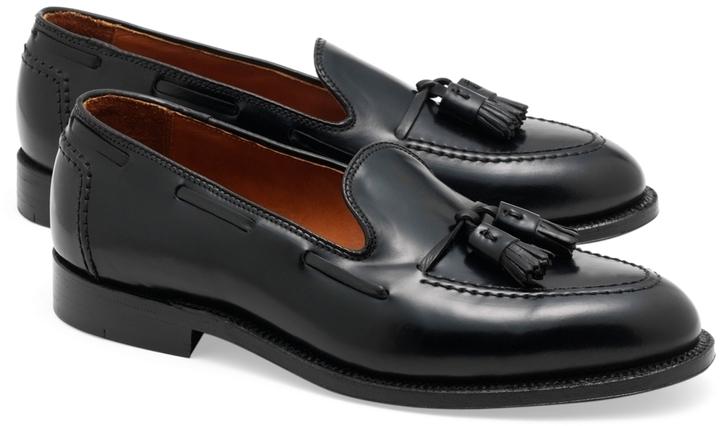 eec977842ddf5 ... Brooks Brothers Cordovan Tassel Loafers ...