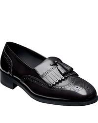0337a3d2cf4 Men s Black Leather Tassel Loafers by Florsheim