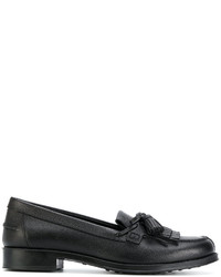 Tod's Fringed Tassel Loafers