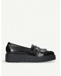 Kurt Geiger London Kompton Leather Tassel Loafers