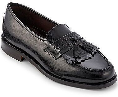 Nunn Bush Manning Kiltie Tassel Leather Dress Shoes