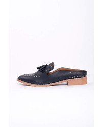 Miim Studded Tassel Loafer