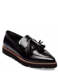Naomie Leather Loafers