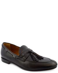 Bruno Magli Renato Tassel Leather Loafers
